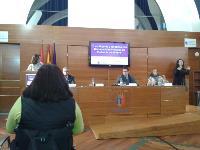 Apertura de la Jornada Las Mujeres y las Niñas con Discapacidad Victimas de la Violencia de Género