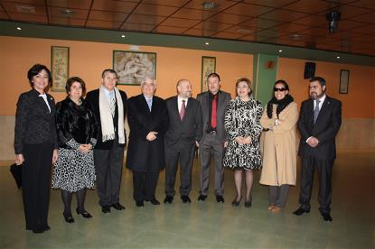 Celebración del 30 aniversario de la asociación Aspajunide, dedicada a la promoción y atención de personas con discapacidad intelectual y con sede en Jumilla (Murcia)