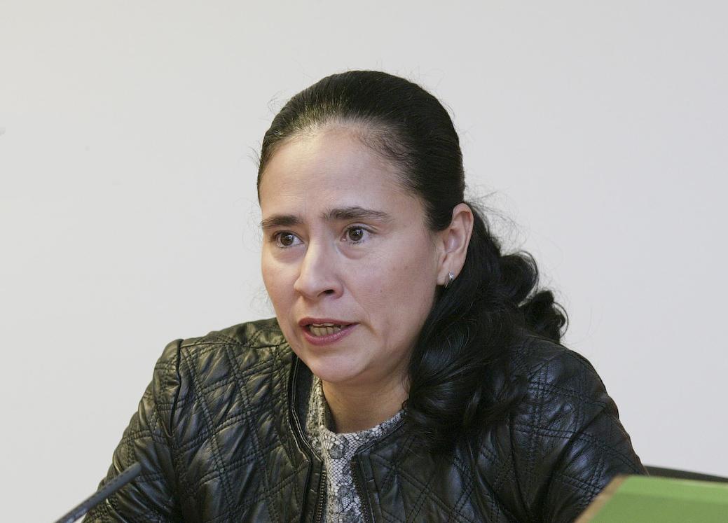 Gloria Álvarez, Coordinadora de la Fundación Derecho y Discapacidad