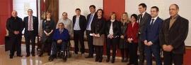 Logroño concede a CERMI La Rioja la medalla de oro de la ciudad