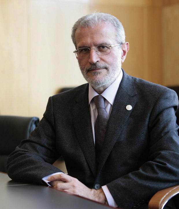 Esteban Morcillo Sánchez, Rector de la Universitat de València