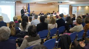 Acto de entrega de los Premios cermi.es a las Instituciones Europeas en España