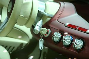 Imagen de las llaves de un coche