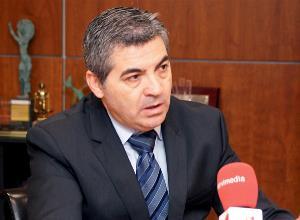 Juan Dols, profesor de la Universidad Politécnica de Valencia