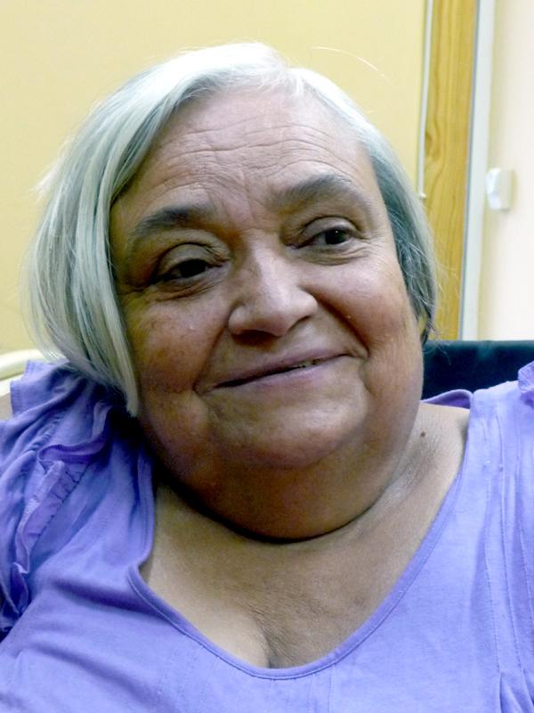Pilar Ramiro Collar, activista de los derechos de las mujeres con discapacidad
