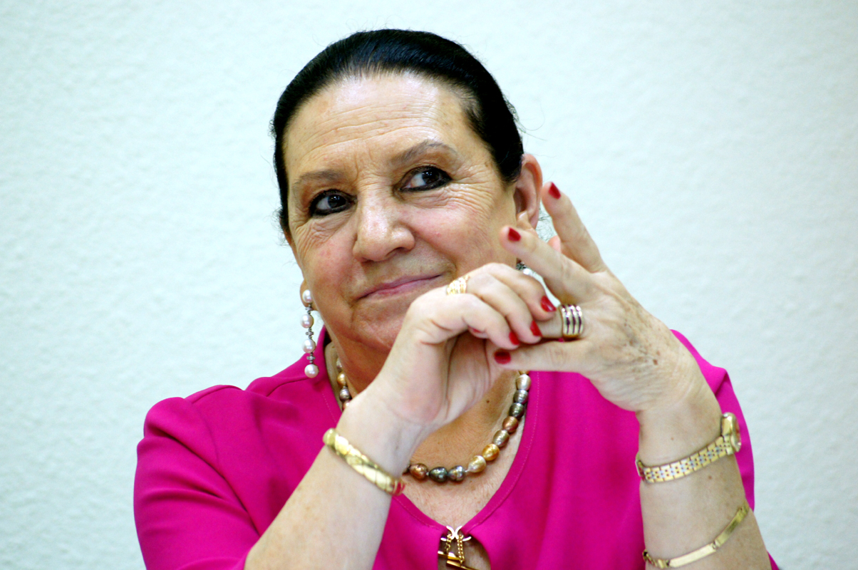 Isabel Bayonas, presidenta de FESPAU
