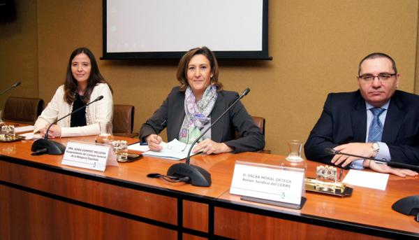 Inauguración de la Jornada sobre protección jurídica de las personas con discapacidad