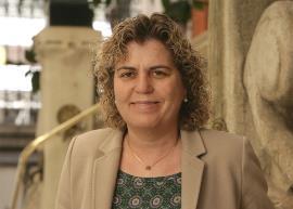 Teresa Palahí, Vicepresidenta de la ONCE, presidenta del Observatorio de Igualdad de Oportunidades de la ONCE y su fundación