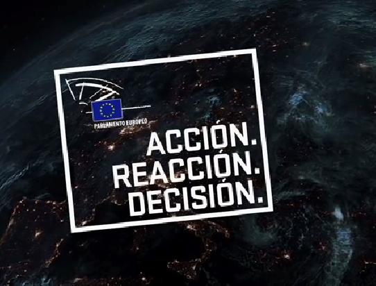 Imagen de la campaña del Parlamento Europeo ante las elecciones de 2014