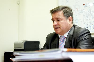 Juan Luis Quincoces, director del Centro Nacional de Tecnologías de la Accesibilidad (Centac)