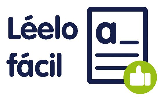 Logotipo de Léelo Fácil