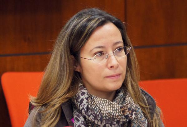 Inés de Araoz, asesoría jurídica de FEAPS