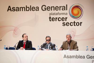 Seminario de la Plataforma del Tercer Sector sobre la reforma de la Ley de Subvenciones