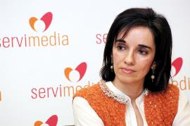 Pilar Villarino, directora ejecutiva del CERMI