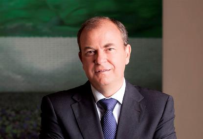 José Antonio Monago, presidente del Gobierno de Extremadura