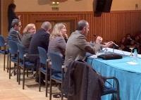 Seminario de la PTS sobre la reforma de la Ley de Subvenciones