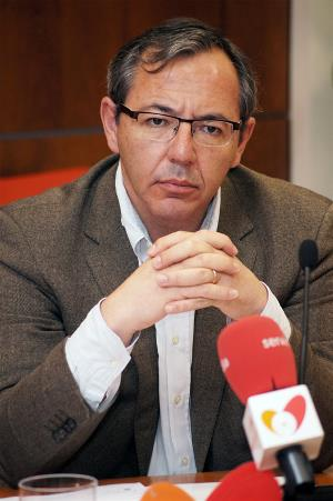 Enrique Galván, presidente de la Comisión de RSE/Discapacidad del CERMI