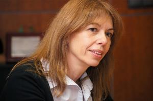 Alejandra Gail, representante de la Fundación Accenture España