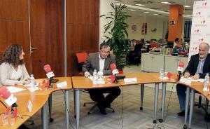 Mesa redonda del boletín del CERMI con responsables y expertos de RSE