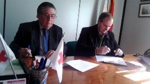 El CERMI-Aragón y Cruz Roja colaborarán en la promoción de la salud