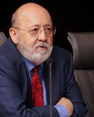 José Félix Tezanos, catedrático de Sociología de la UNED