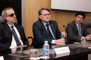 Representantes políticos con discapacidad en la Jornada 'Ampliando la representación política'