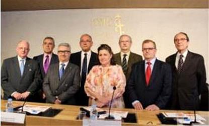 El CERMI, en la jornada de la OMC sobre la sanidad pública