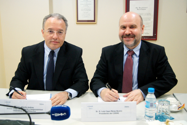 Telefónica y el CERMI renuevan su acuerdo de colaboración