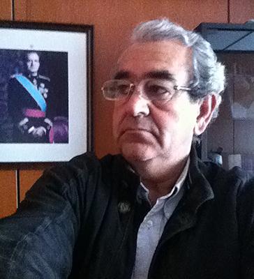 Javier Bencomo, presidente del CERMI Canarias