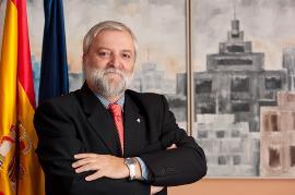 José Fabián Cámara, presidente de Down España