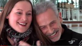 Víctor Ullate y Mari Ángeles, protagonistas de un capítulo de 'Únicos'