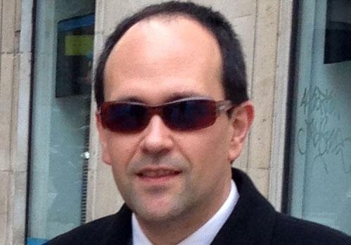 José Martínez, vicepresidente del CERMI Castilla La Mancha
