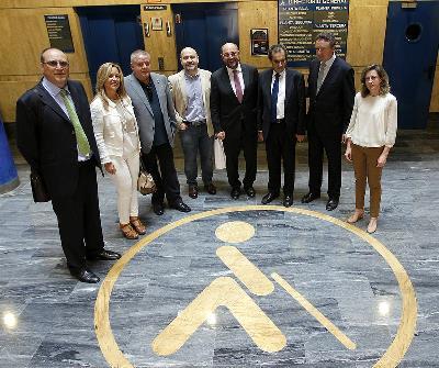 La Plataforma del Tercer Sector con Martin Schulz, en Málaga
