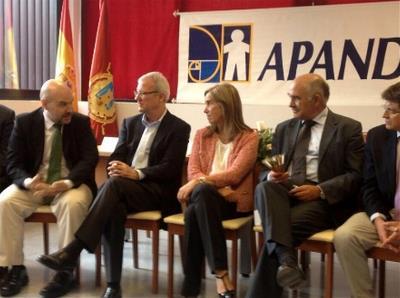 El CERMI Murcia expone a Ana Mato la situación de la discapacidad en la región