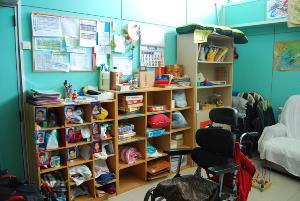 Sala del Centro de Día de la Fundación Carlos Martín