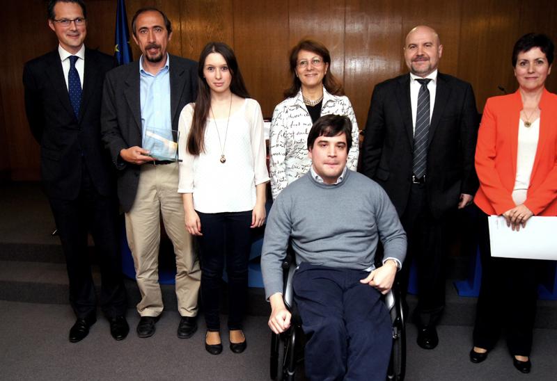 El movimiento de la discapacidad homenajea a la agencia Servimedia en su 25 aniversario