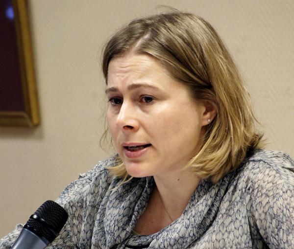 Ana Sastre, Delegada de Derechos humanos del CERMI