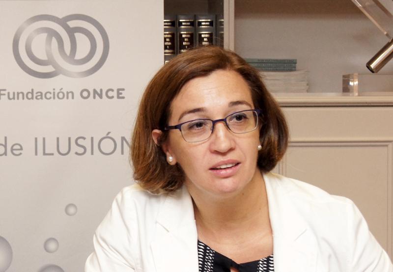 Isabel M Martínez Lozano, Comisionada para Universidad, Juventud y Planes Especiales de Fundación ONCE