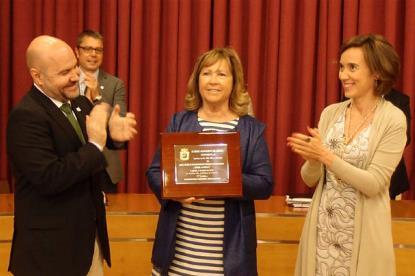 CERMI La Rioja recibe la Medalla de Oro de Logroño por su trabajo a favor de las personas con discapacidad y sus familias