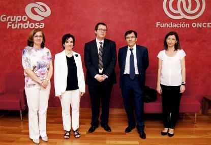 El CERMI en la convocatoria del programa de becas de educación superior de la Fundación   ONCE