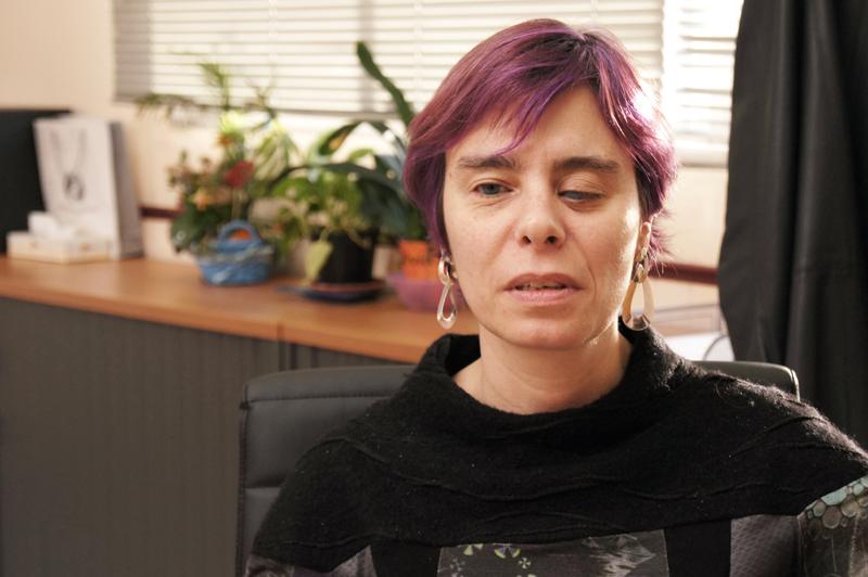 Virginia Carcedo, secretaria general de FSC Inserta