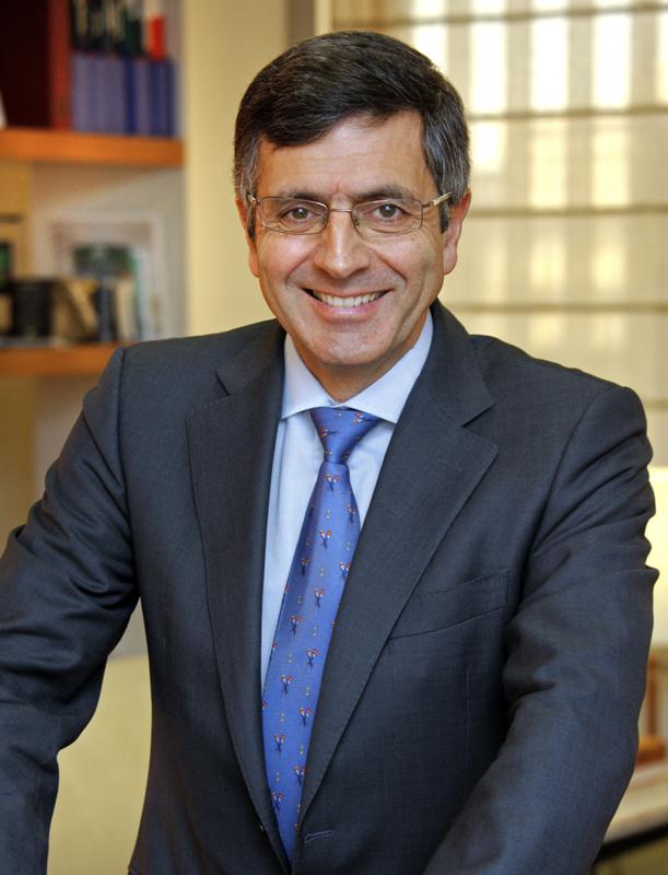 Francisco Román, presidente de la Fundación Vodafone