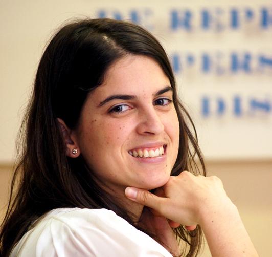 Mercedes Pérez de Prada, responsable técnica del Área de Género del CERMI Estatal