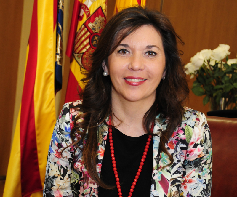 Mercedes Alonso García, Alcaldesa de Elche
