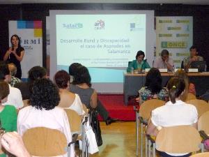 """Jornada una """"Europa inclusiva – La discapacidad y la accesibilidad en los Fondos Europeos 2014-2020"""""""