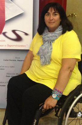 Mayte Gallego, nueva presidenta del CERMI Comunidad de Madrid