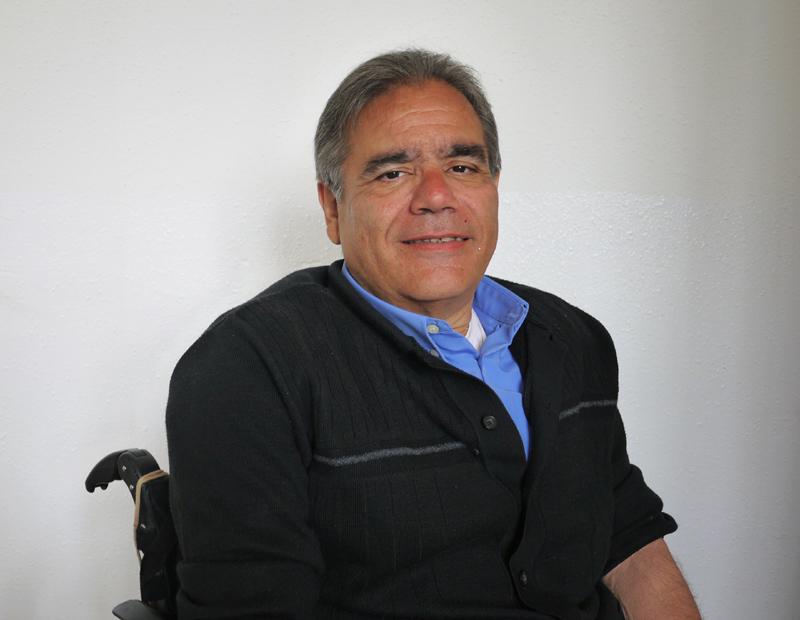 Antonio Guillén, presidente de COCARMI