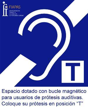 Símbolo del bucle magnético