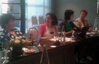 El Comité de Mujeres del EDF debate en Madrid las acciones previstas en el plan de igualdad