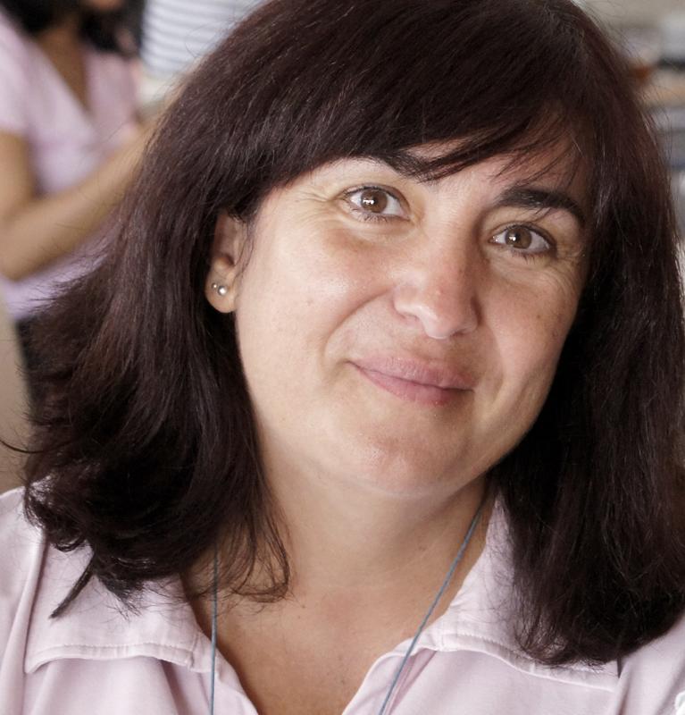 Mayte Gallego Ergueta, presidenta del CERMI Comunidad de Madrid